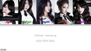 4Minute - Volume Up -----------------------------------------------...