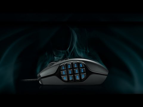 7b13c265023 Logitech G600 MMO Gaming Mouse - YouTube