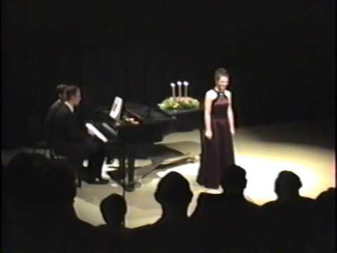 Shannon Senior College Recital 1996