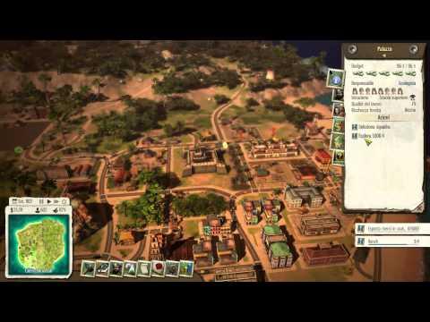 Tropico 5 Gameplay Ita PC Parte 11 - Industrializzazione -