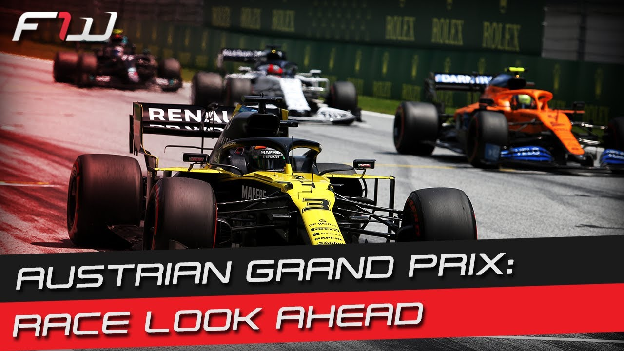 Austrian Grand Prix: Race Look Ahead