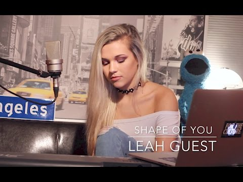 Shape Of You (Cover) - Leah Guest