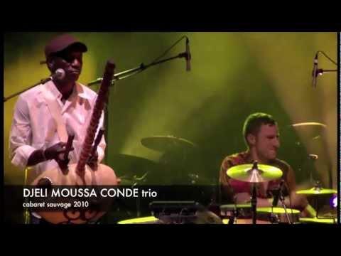 Djeli Moussa Condé, Tama live.