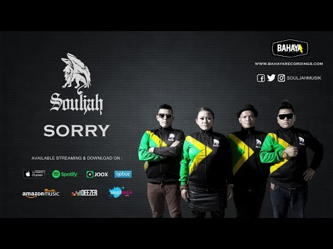 SOULJAH - Sorry (Official Audio)