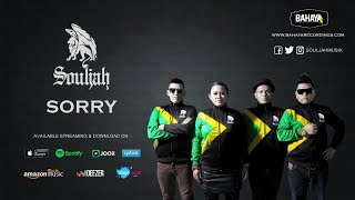 SOULJAH - Sorry (Official Audio) - Stafaband