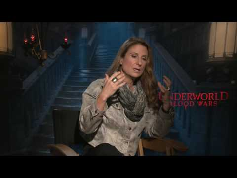 Underworld: Blood Wars  || Junket Soundbites || Director Anna Foerster || SocialNews.XYZ