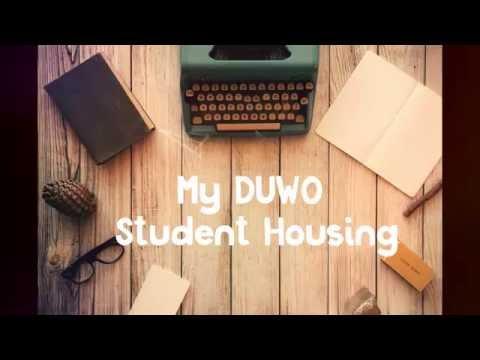 Amsterdam a Master's Abroad: My DUWO Student Housing