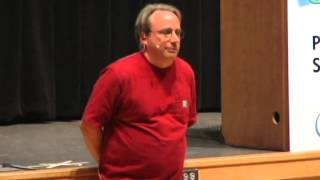 Linus Torvalds on GPLv3 and the FSF  (DebConf 14)