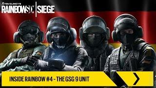 Tom Clancy's Rainbow Six Осада - Знакомьтесь с оперативниками GSG 9! [RU]