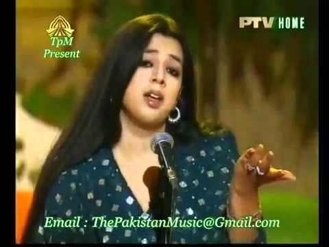 Dr Masooma Anwar In PTV Virsa,, Main Kamli Yaar ni main Kamli