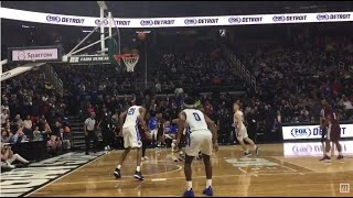 Watch Jalen Fisher Hit Game-winning Shot At Buzzer To Give Ypsilanti Lincoln State Title