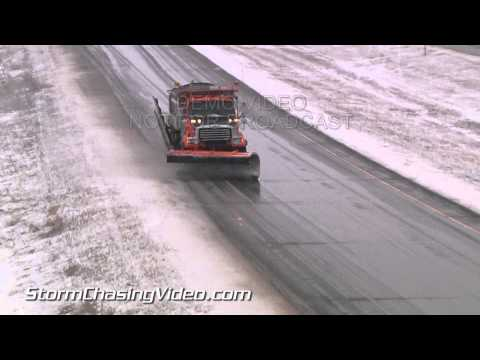 3/27/2014 Stearns County, MN I94 Snow Storm