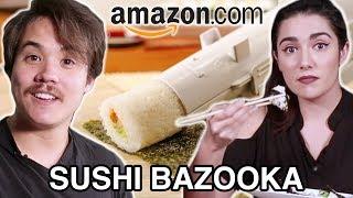 I Tried A Sushi