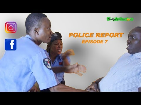 When You Think Nigerian Police Report Is Free (ADVENTURES OF OFFICER KOIKOI EPISODE 7) thumbnail