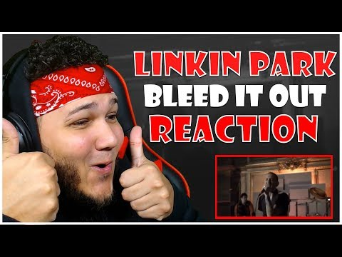 🎤 Hip-Hop Fan Reacts To Linkin Park - Bleed It Out 🎸