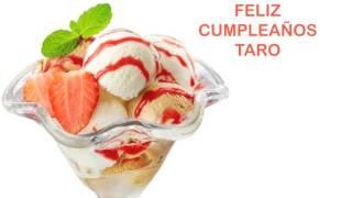 Taro   Ice Cream & Helados