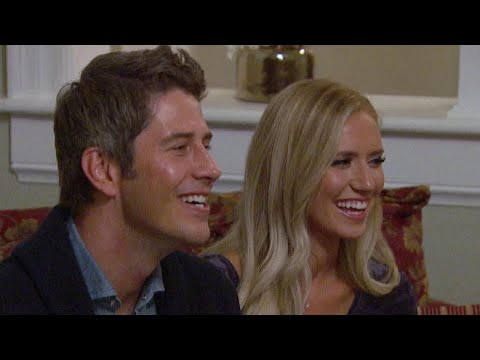 Watch: Bachelor Arie Luyendyk Awkwardly Tries to Impress This Family on Hometowns (Exclusive)