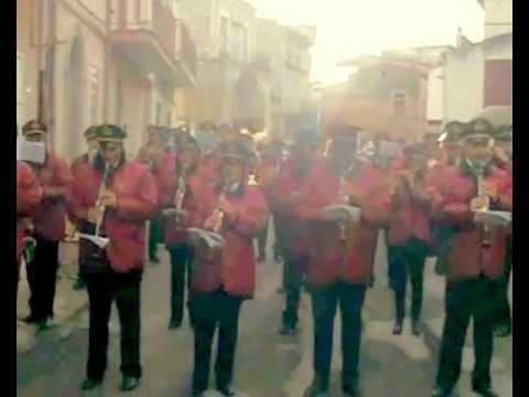 """Banda musicale """"Amici della Musica"""" LAUROPOLI (CS) CIAO! M. Ciervo"""