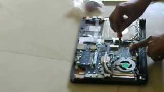 видео Разъём питания Sony Vaio SVF14N, Flip14
