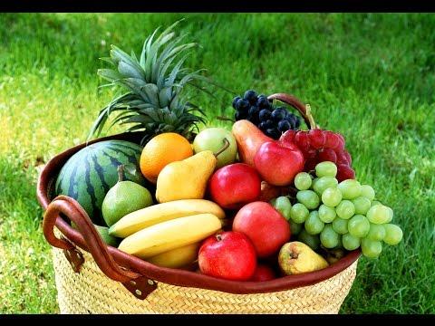 Дискомфорт от овощей и фруктов? Что взять за основу