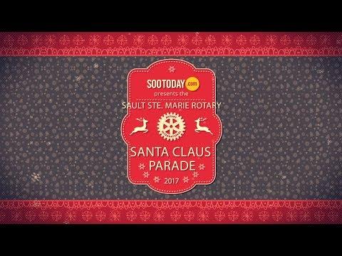 2017 Rotary Santa Claus Parade