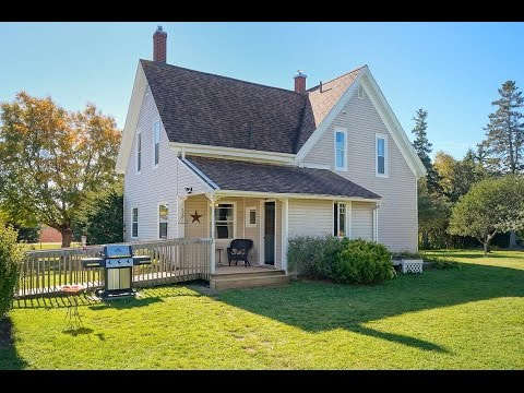 637 Drummond Road South Freetown PEI Real Estate House and Large Outbuilding for sale
