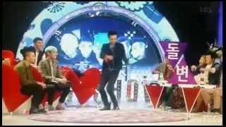 G-Dragon ( GD )  Sexy Dance on Go Show