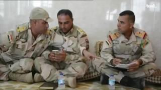 العراق.. داعش يستهدف بعشيقة ويستعدّ للموصل بحرق آبارها