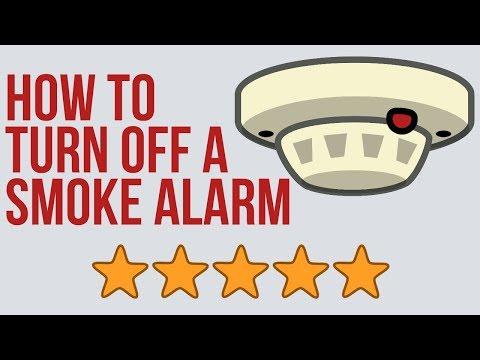 My smoke alarm keeps beeping every few minutes