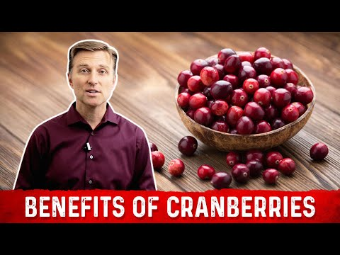 The Unique Benefits of Cranberries!