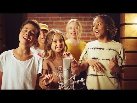 Kids United Nouvelle Génération – The lion sleeps tonight (Inédit)