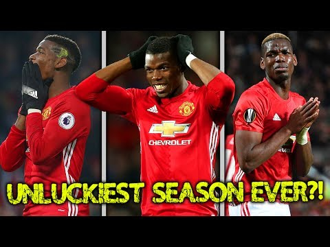 Paul Pogba Is The UNLUCKIEST Player In Europe Because... | #StatWars