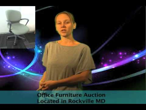 Corporate Relocation Office Furniture Online Auction