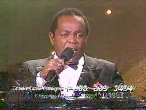 LOU RAWLS LIVE- SEE YOU WHEN I GET THERE - 1996
