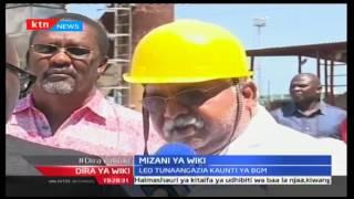 Dira ya Wiki: Mizani ya wiki tukiangazia ufunguzi wa Pan-Paper Mills 14/10/2016