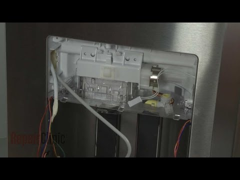 Ice Dispenser Module - Whirlpool Refrigerator