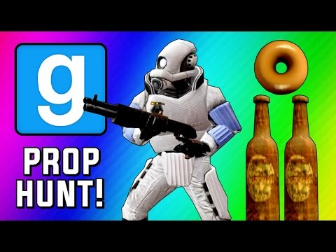 Thumbnail: Gmod Prop Hunt Funny Moments - Epic Bottles, Seananners Spotted, Tricking Terroriser! (Garry's Mod)