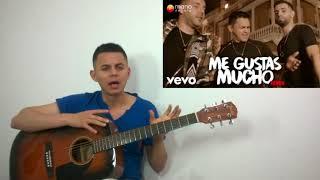 Como Tocar Me Gustas Mucho Jorge Celedn, Alkilados - Acordes guitarra.mp3