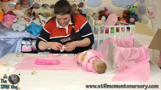Box Packing Reborn Baby Doll Lucy May - Nikki Holland vlog #127