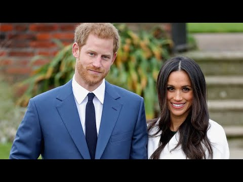 Prince Harry, Meghan Markle Will Be Duke & Duchess Of Sussex