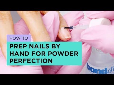 OPI Dip Powder Nail Prep Tutorial (Hand File) thumbnail