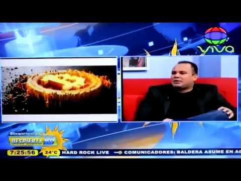 Qué es Bitcoin - Osiris Rodríguez y David Torres - en Despierta RD
