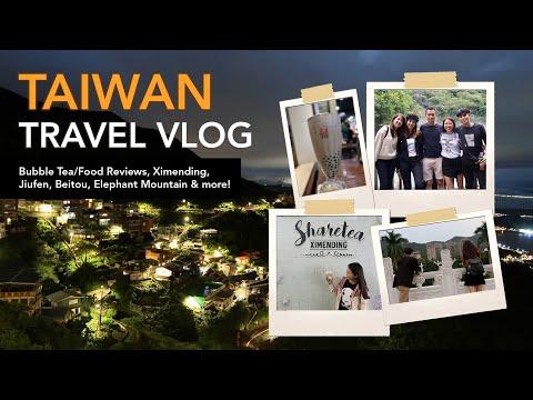 🇹🇼 TAIWAN 2018 SOLO TRAVEL VLOG    melindatse