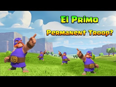 Can We Get El Primo As a Permanent Troop? | SUNDAY Q&A EP25 | #Askguru