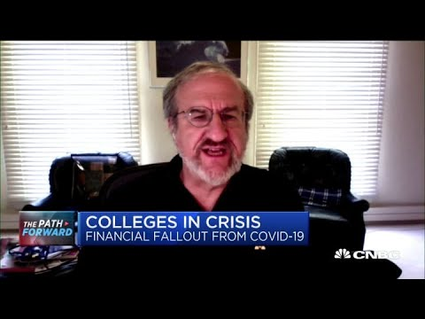 University Of Michigan President On Covid-19 Financial Impact, Admissions