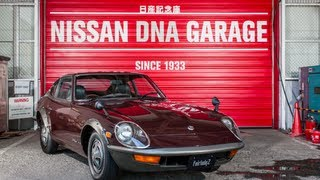 Nissan Fairlady aka Datsun 240Z - Jay Leno