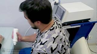 Ударно-волновая терапия суставов (УВТ)(Врач Листратов Станислав Дмитриевич рассказывает о методе УВТ и о проведении процедуры в центре доктора..., 2016-11-18T11:45:07.000Z)
