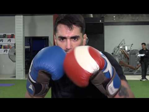 Kevin Aguilar Ready For UFC Auckland
