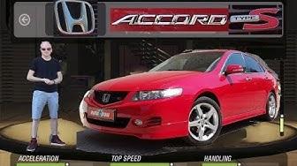 Honda Accord TypeS Test - Der Unbekannte! Review Kaufberatung Gebrauchtwagen