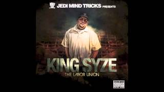 """Jedi Mind Tricks Presents: King Syze - """"Cement Work"""" [Official Audio]"""